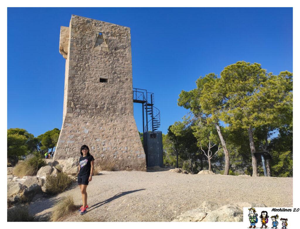 Torre Aguiló Villajoyosa