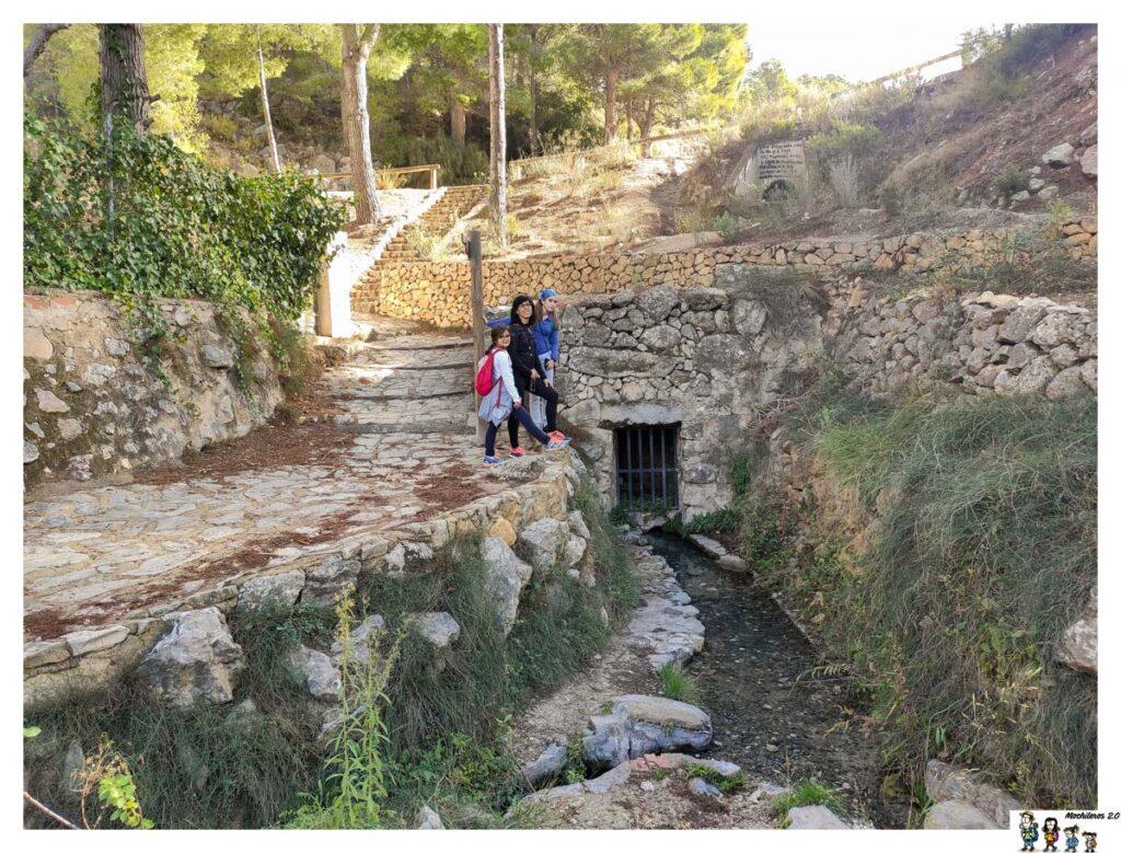 Verja de la Font de Alcantara