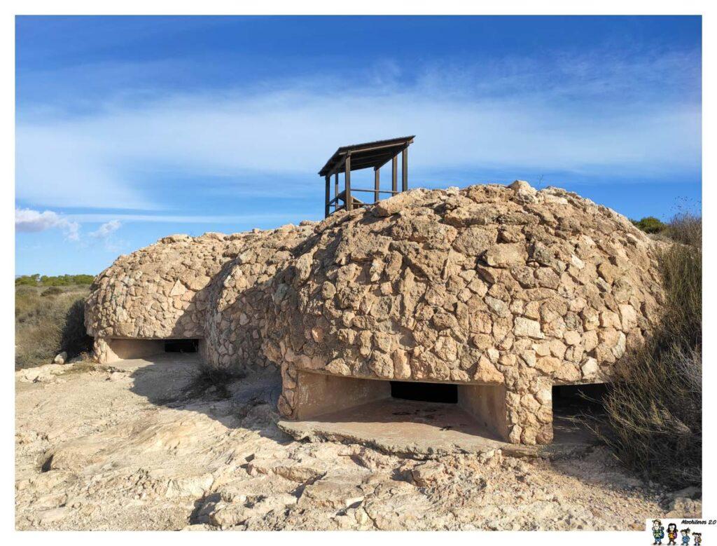 Búnker central del Clot de Galvany