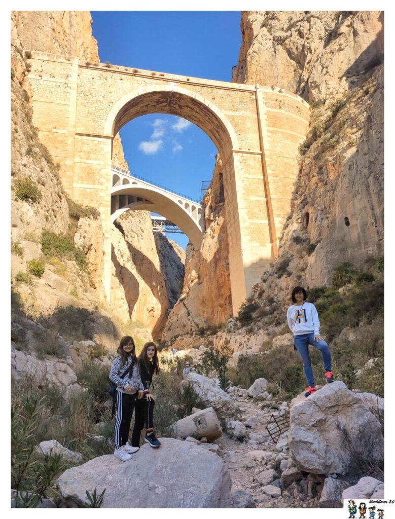 Puente antiguo Mascarat