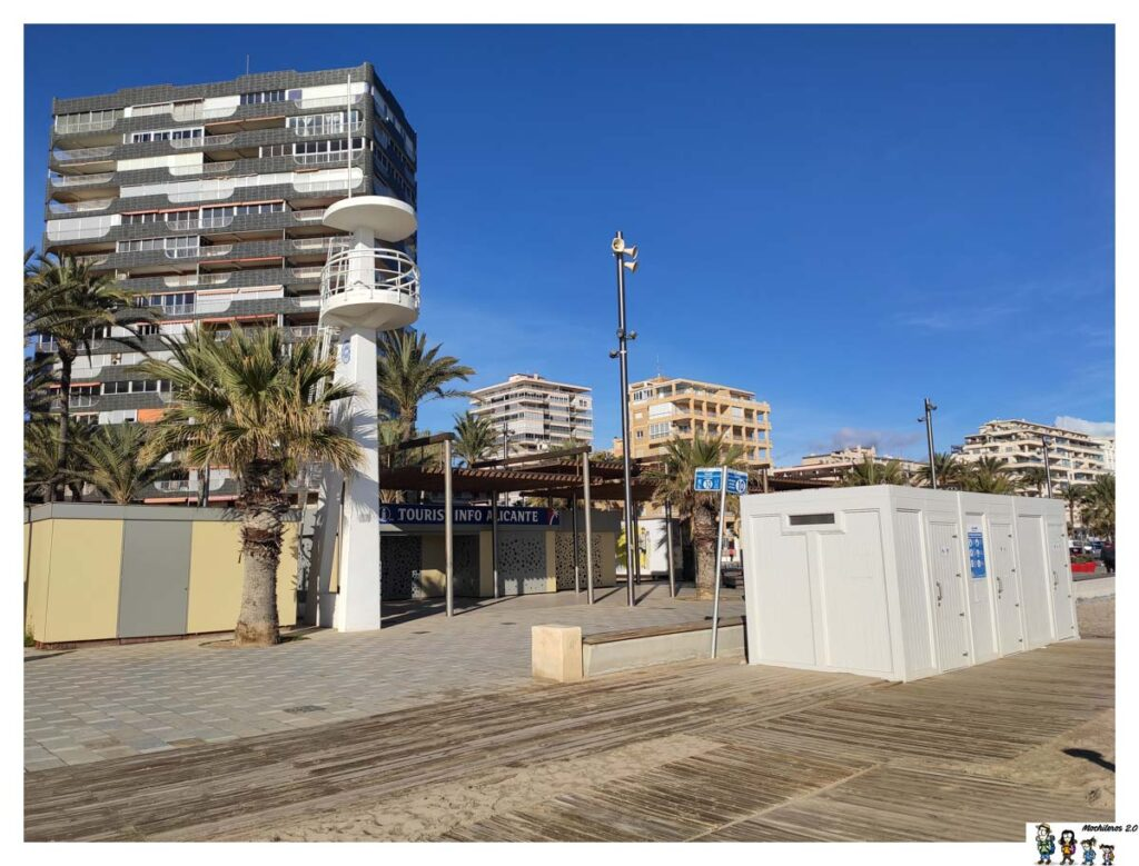 Oficina de Turismo de la Playa