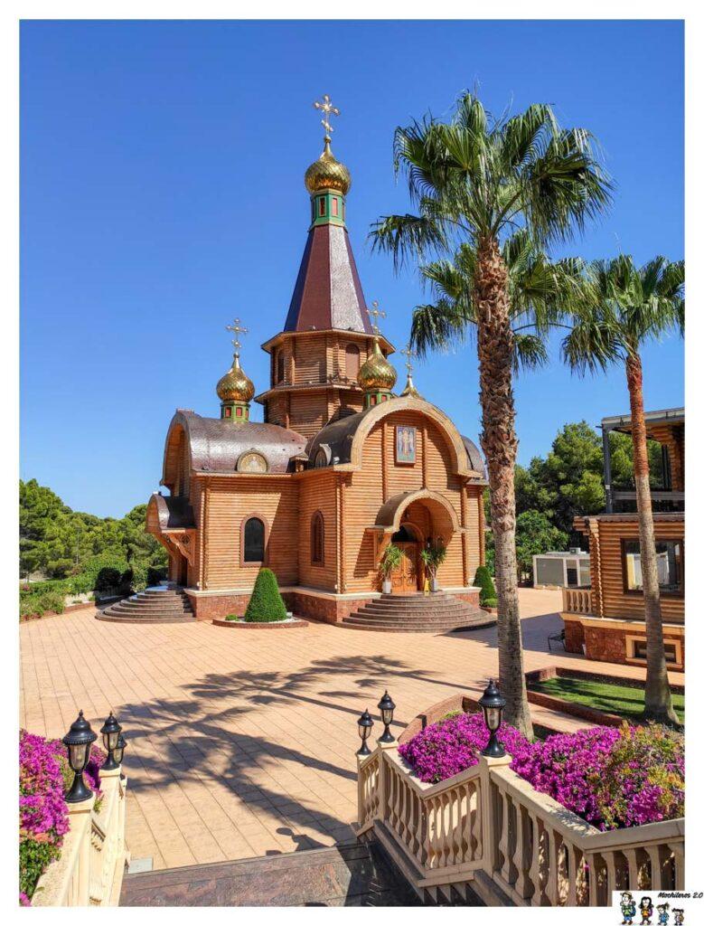 Altea, primera iglesia ortodoxa rusa de España