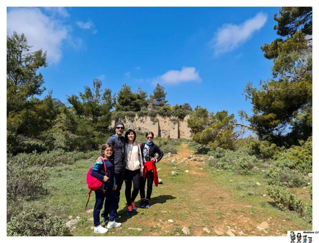 La Cava Don Miguel, Sierra de Mariola
