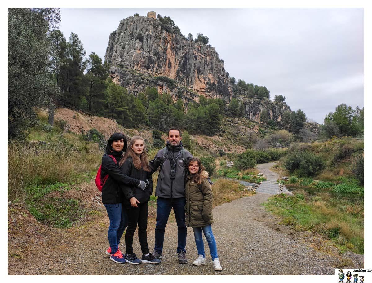 Vuelta de la Hoz, Jérica (Castellón)