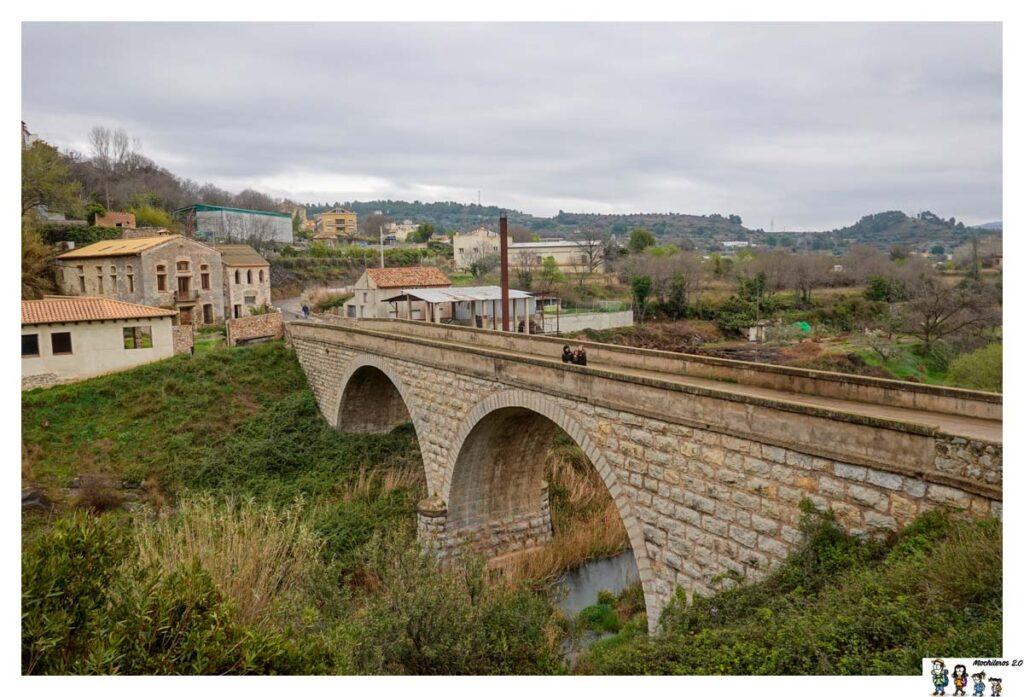 Puente de Navarza, Jérica