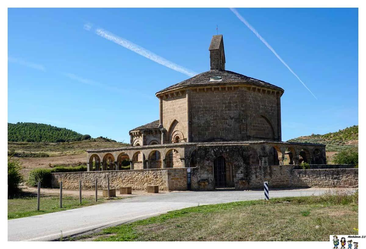 Santa María de Eunate, Navarra
