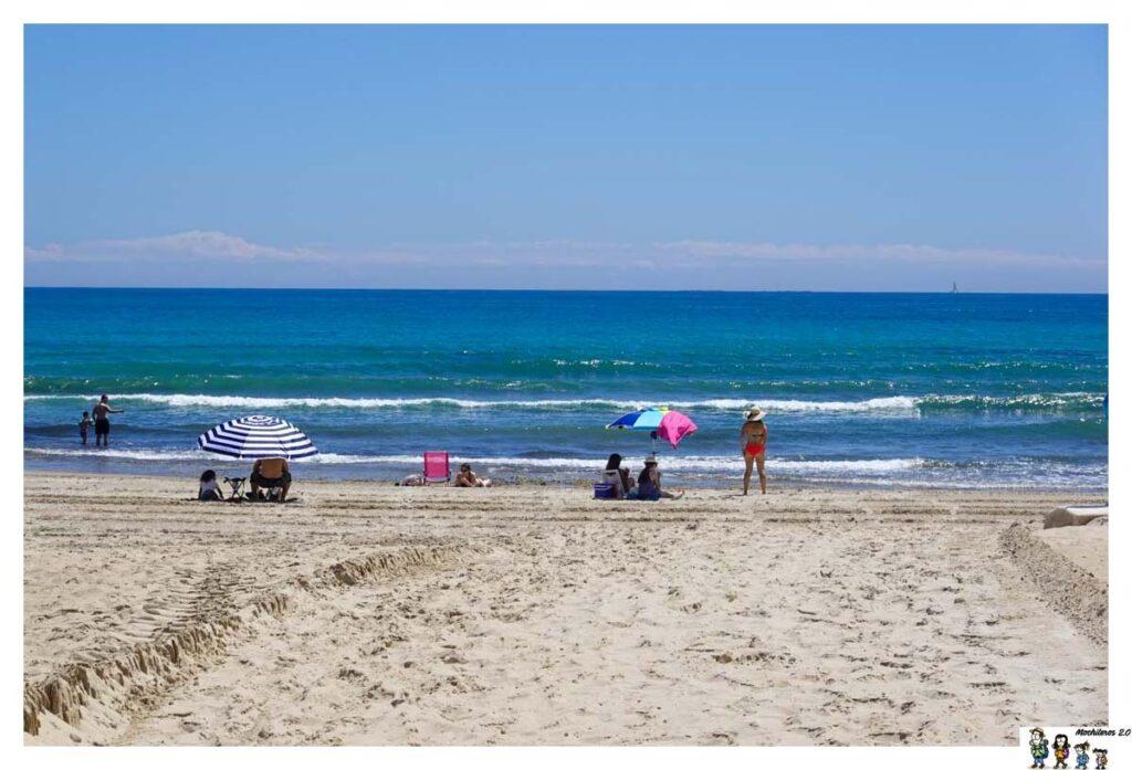 Playa de las Higuericas, Pilar de la Horadada