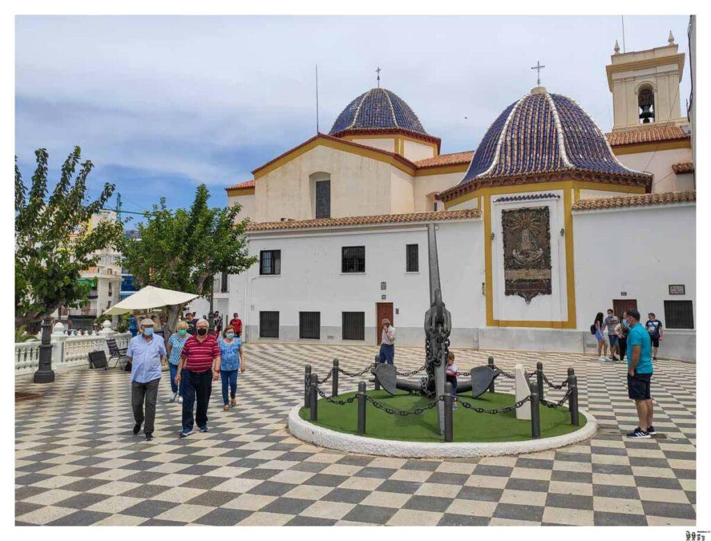 Plaza del Castillo, Benidorm