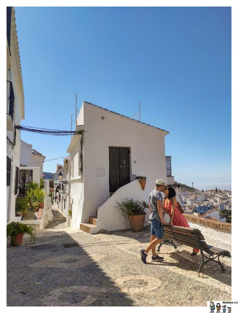 Frigiliana, pueblo bonito de España