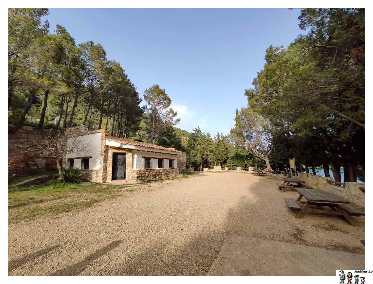 Área recreativa Umbrías de Benifassà