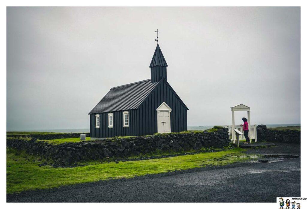La Iglesia Negra de Budir