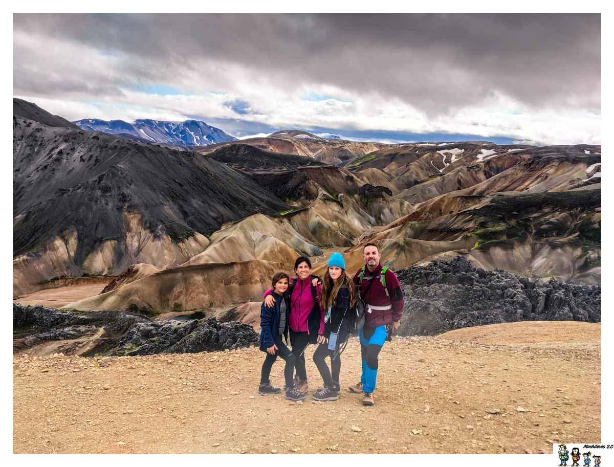 Preciosas montañas de las Tierras Altas