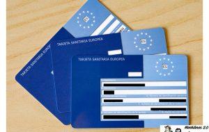 tarjeta sanitaria europea